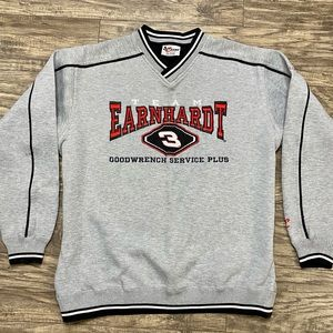 Vintage NASCAR Dale Earnhardt Crewneck Sweatshirt